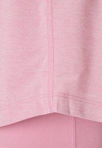 Nike Performance - SHORT - Träningsshorts - elemental pink/white - 6
