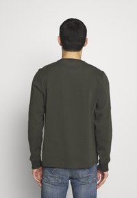 Barbour International - TEE - Long sleeved top - jungle green - 2