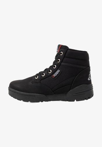 BONFIRE - Chaussures de marche - black