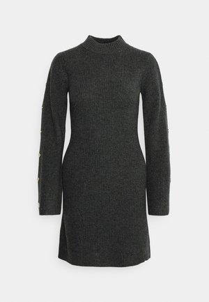 Jumper dress - gris foncé