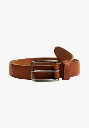 WASH - Belt - marron moyen