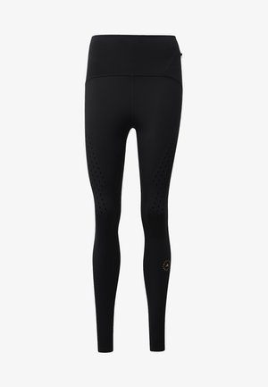 TRUEPURPOSE TIGHTS - Medias - black