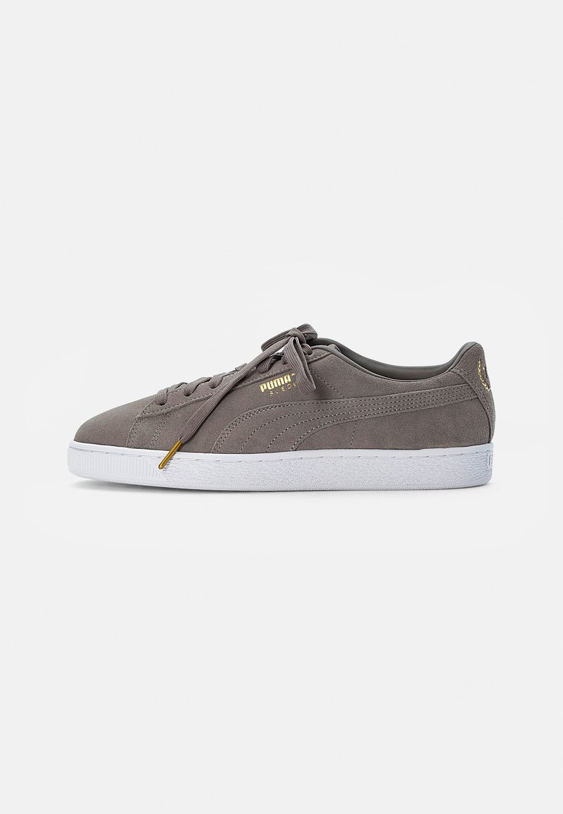 Puma - SUEDE X TMC - Sneakers - charcoal gray-charcoal gray