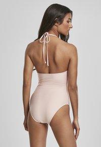 Urban Classics - Swimsuit - rose - 2