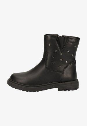 Korte laarzen - schwarz c9999
