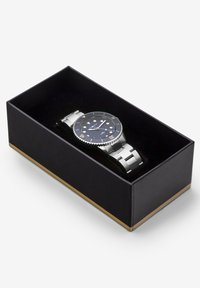 Carlheim - DIVER 40MM LINK - Montre - silver-blue - 4