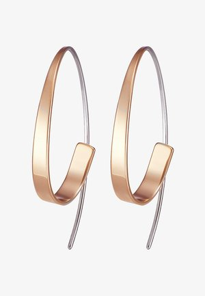 KARIANA - Earrings - roségold-coloured/silver-coloured
