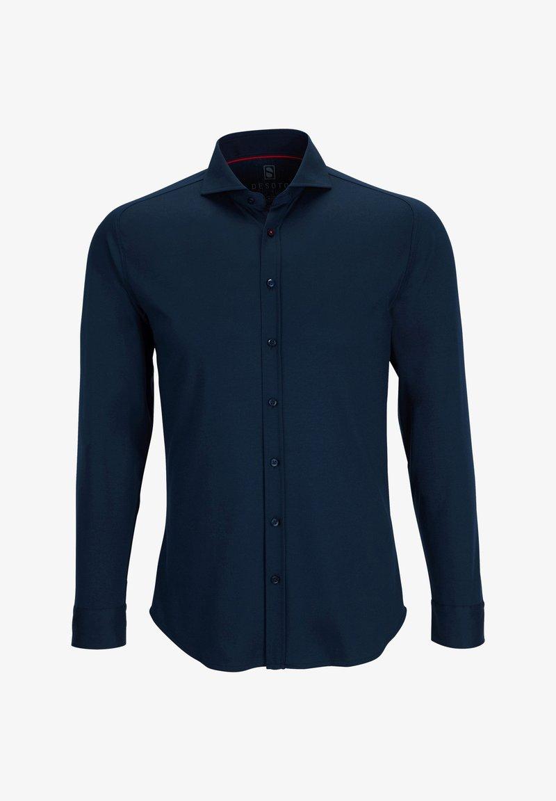DESOTO - Formal shirt - dunkelblau