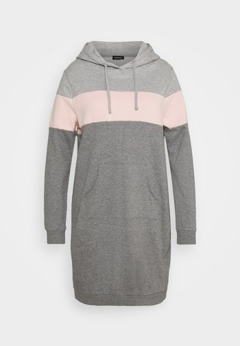 Day dress - pink/grey