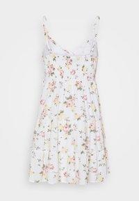 Hollister Co. - BARE FEMME SHORT DRESS - Day dress - white - 6