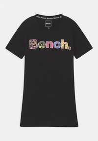 Bench - MASI - Robe en jersey - black - 0