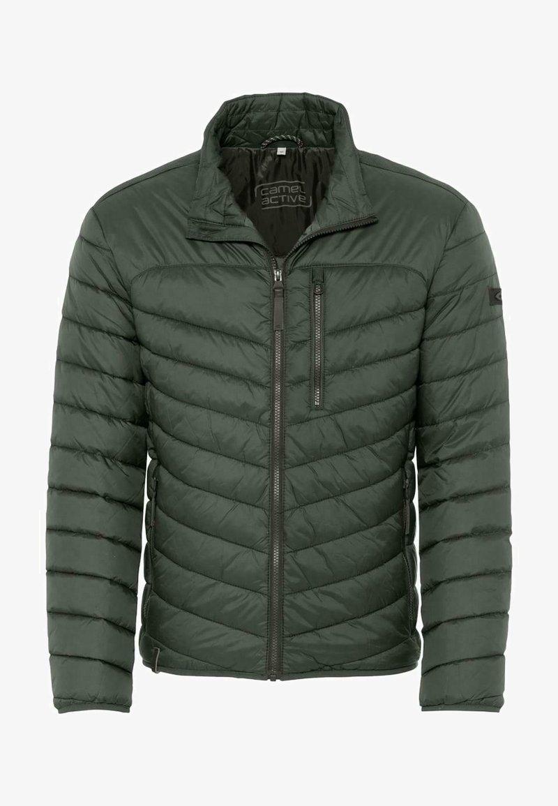 camel active - Winter jacket - green