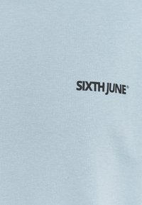 Sixth June - ESSENTIAL TEE - Basic T-shirt - blue - 2