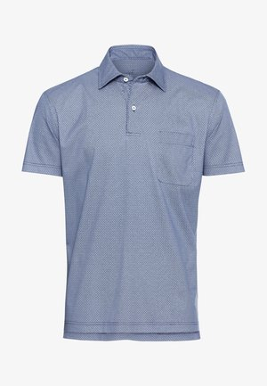 Polo shirt - bleu