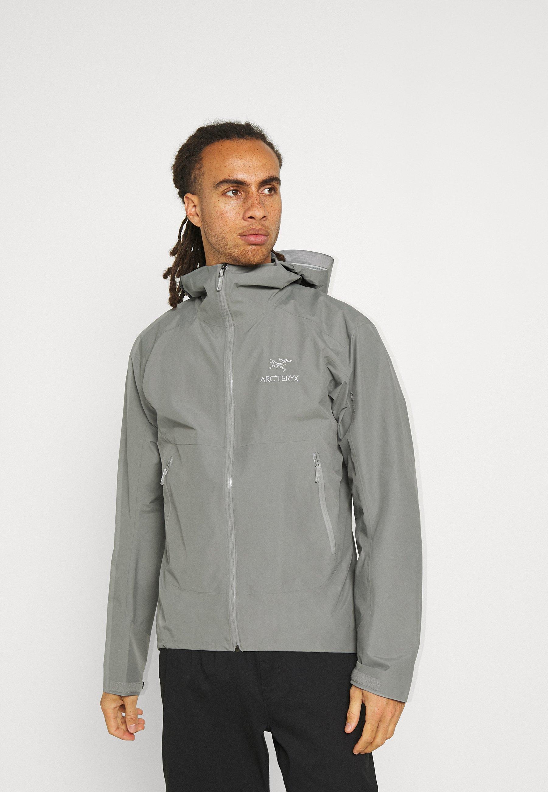 Men ZETA SL JACKET MEN'S - Hardshell jacket