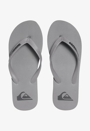 MOLOKAI - Pool shoes - light grey