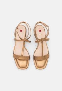 Högl - LIBELLA - Sandals - bronce metallic - 5