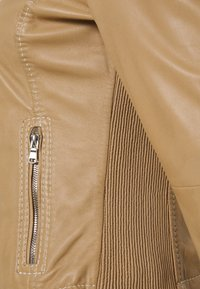 Freaky Nation - EMELLIE - Leather jacket - iced coffee - 5