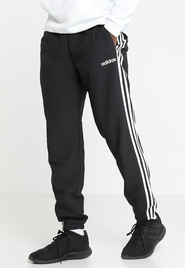 WIND - Pantaloni sportivi - black/white
