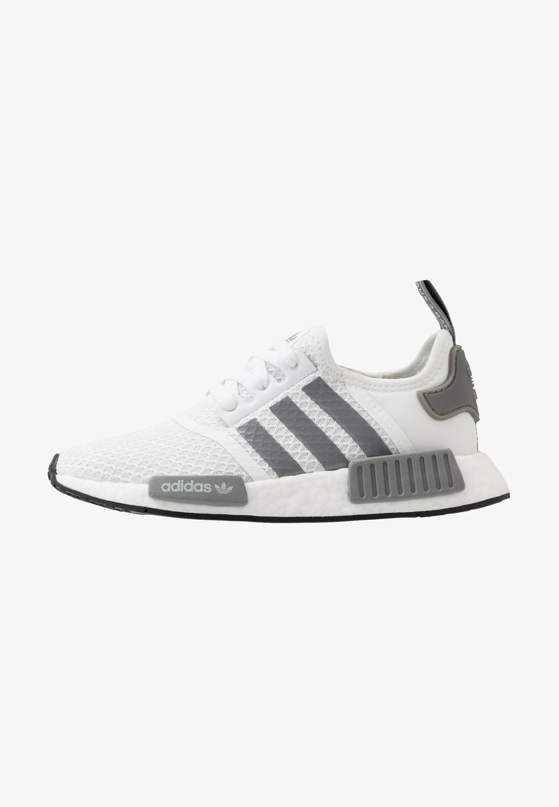 adidas Originals - NMD_R1 - Matalavartiset tennarit - footwear white/grey three/core black
