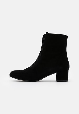 DIANBO - Snørestøvletter - black
