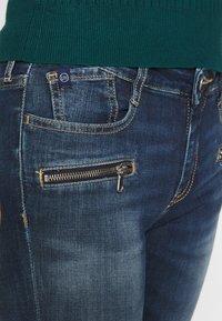 Le Temps Des Cerises - Jeans Skinny Fit - green cast - 4