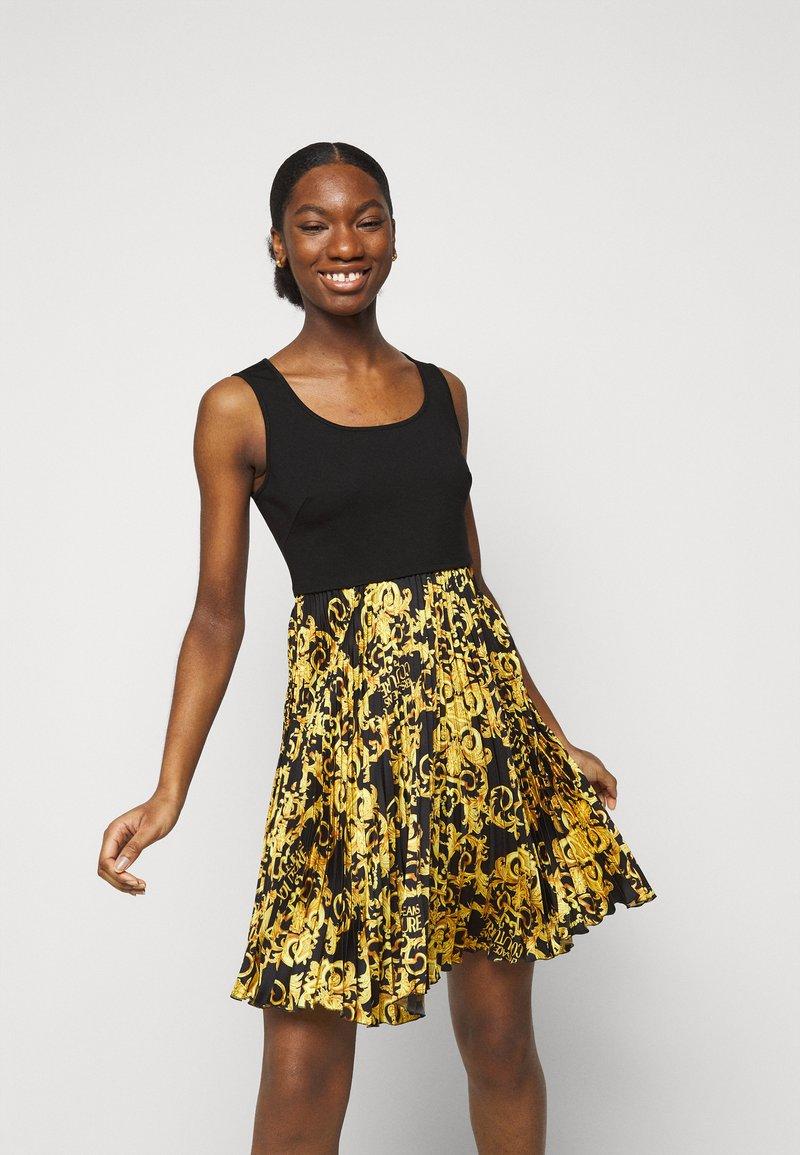Versace Jeans Couture - LADY DRESS - Cocktail dress / Party dress - black