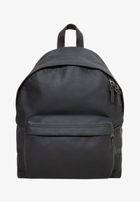 Eastpak - PADDED PAK'R/MARCH SEASONAL COLORS - Zaino - black ink leather - 1