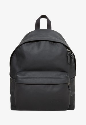 PADDED PAK'R/MARCH SEASONAL COLORS - Zaino - black ink leather