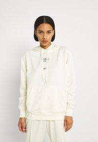 Nike Sportswear - TREND HOODIE - Sweatshirt - coconut milk - 0