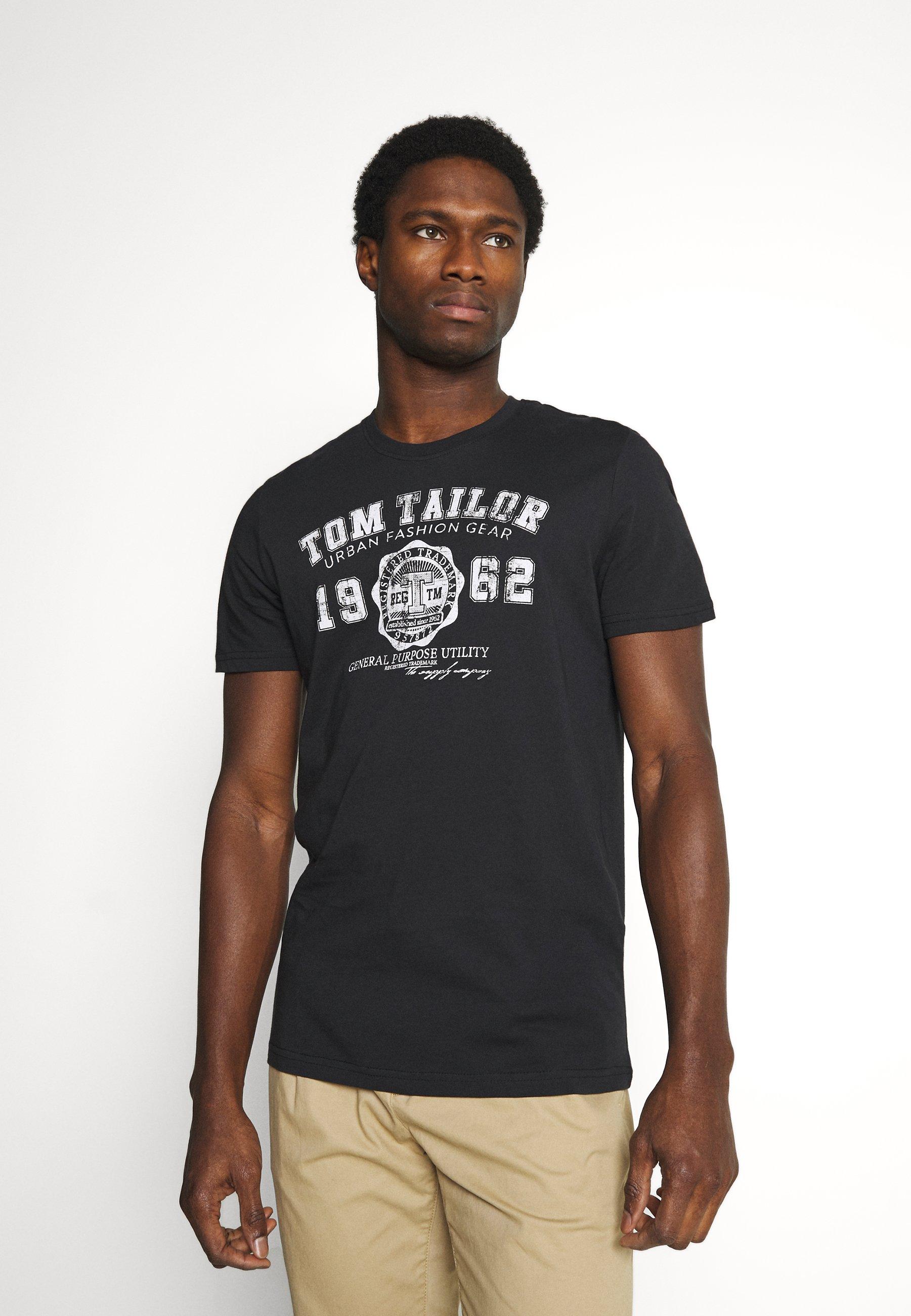 Men LOGO TEE - Print T-shirt
