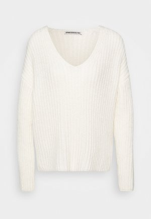 LINNA - Pullover - offwhite