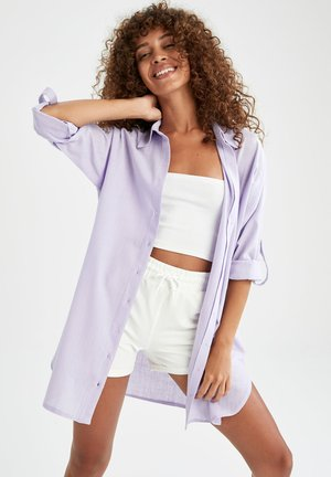 RELAX FIT - Camisa - purple