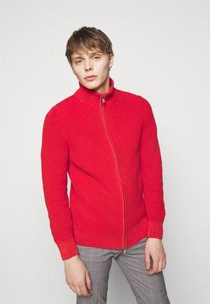 ANTONIO - Cardigan - red