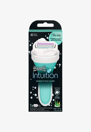 INTUITION SENSITIVE SHAVER - Hair removal - -
