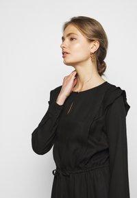 Bruuns Bazaar - PRALENZA AUDREY DRESS - Day dress - black - 4