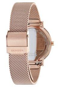Skagen - SIGNATUR - Watch - rosé gold-coloured - 2