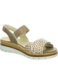 Fidelio - Sandals - beige - 5