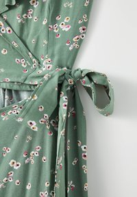 PULL&BEAR - CUT-OUT-DETAIL - Jumpsuit - green - 3