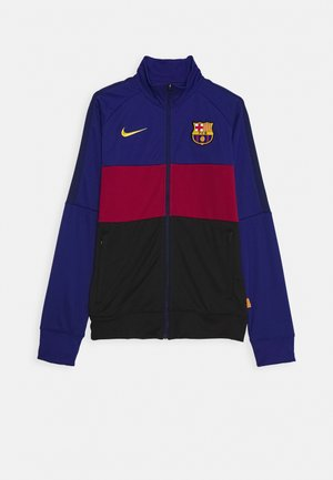 FC BARCELONA ANTHEM - Club wear - deep royal blue/noble red/amarillo