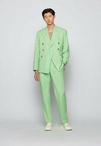 BOSS - 2 PIECE SET - Suit - open green - 0