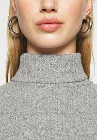 Even&Odd - Pouzdrové šaty - mottled grey - 6