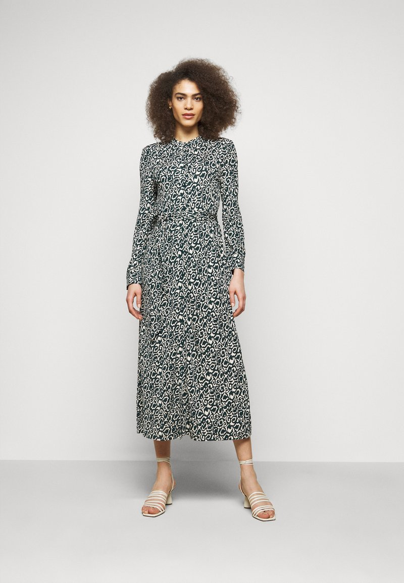 WEEKEND MaxMara - AMPEZZO - Jersey dress - dunkelgruen