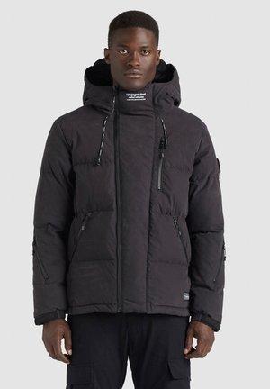 SPENZER - Winter jacket - schwarz