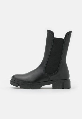 BIACERIE CHUNKY BOOT - Bottes - black