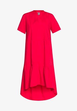 CUODETTE DRESS - Denní šaty - fiery red