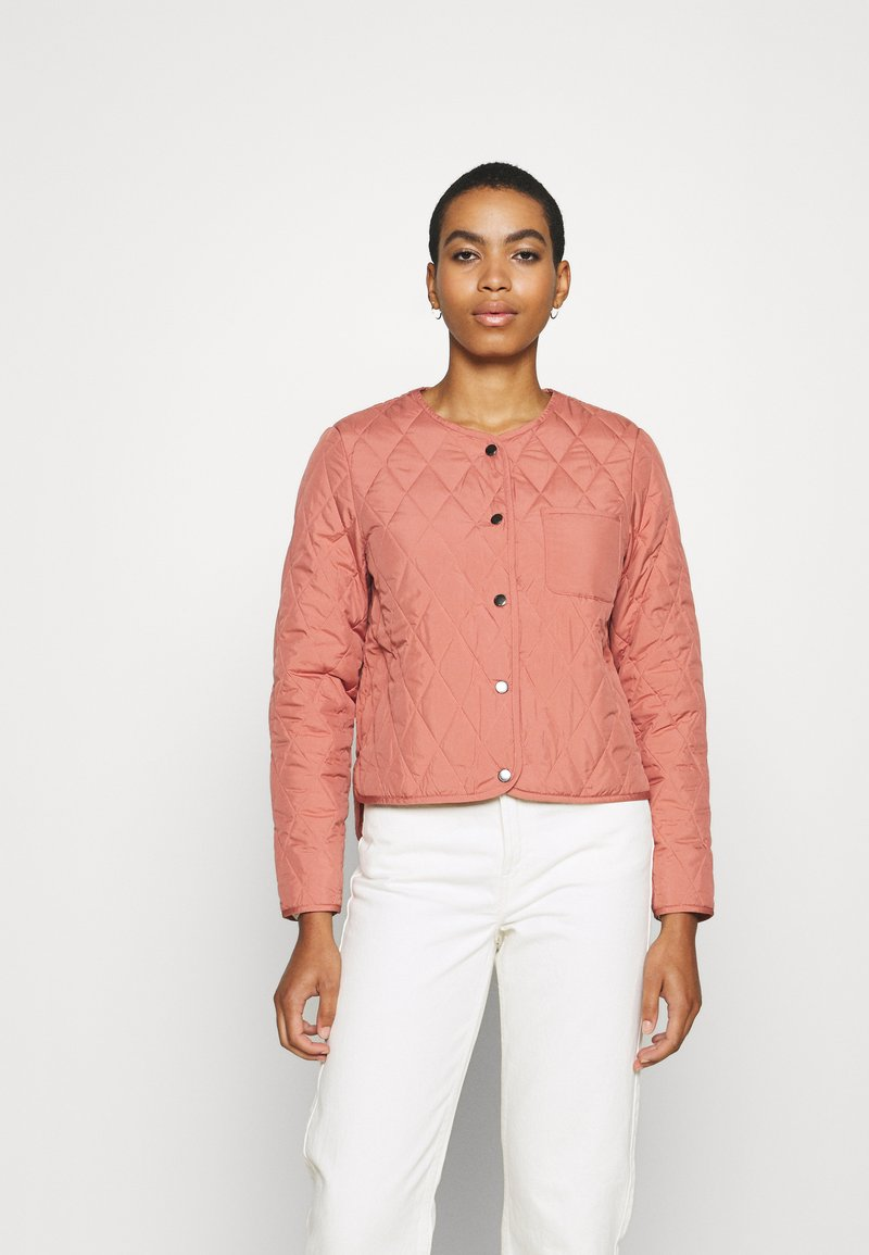 edc by Esprit - QUILTED INDOOR - Jas - coral