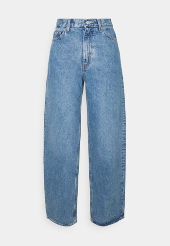 RAIL  - Jeans baggy - hanson blue
