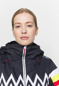 CMP - WOMAN JACKET FIX HOOD - Kurtka narciarska - bianco - 4