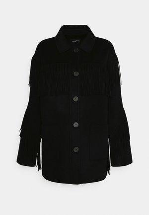 COAT - Pitkä takki - black